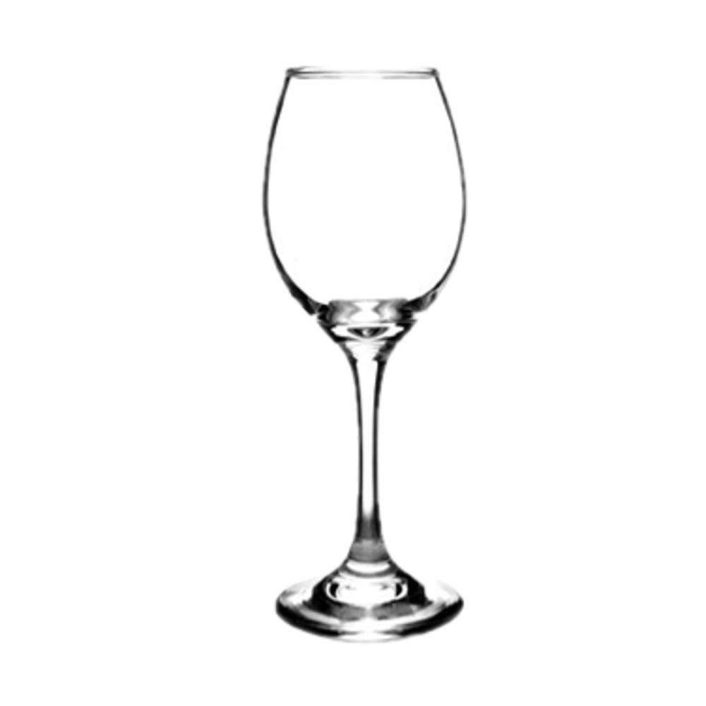 International Tableware White Wine Glass 8 Oz With Stem