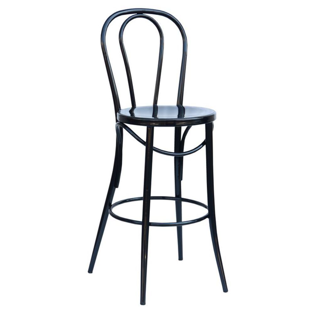 Outstanding Reservation Seating Black Bistro 29 Bar Stool Gamerscity Chair Design For Home Gamerscityorg
