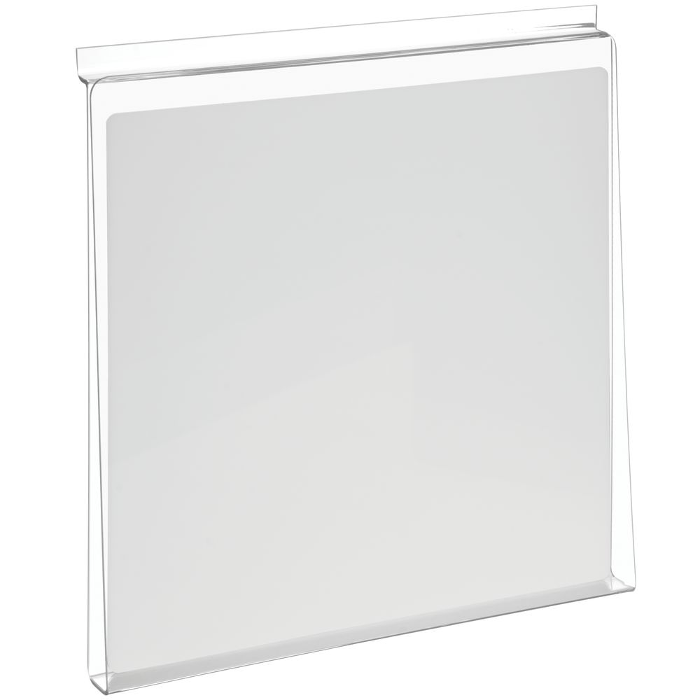 T-SHIRT DISPLAY, CLEAR ACRYLIC, 11.5""