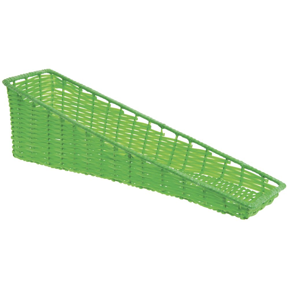 BASKET, 30DX7.5LX8HX1.5H, TRI-CORD, GREEN
