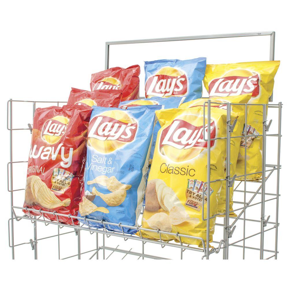 Convenience Store Display Rack