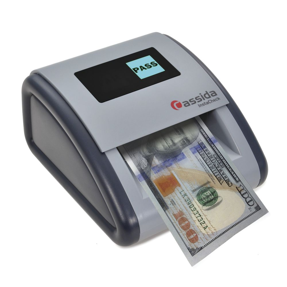 Cassida® Counterfeit Money Detector