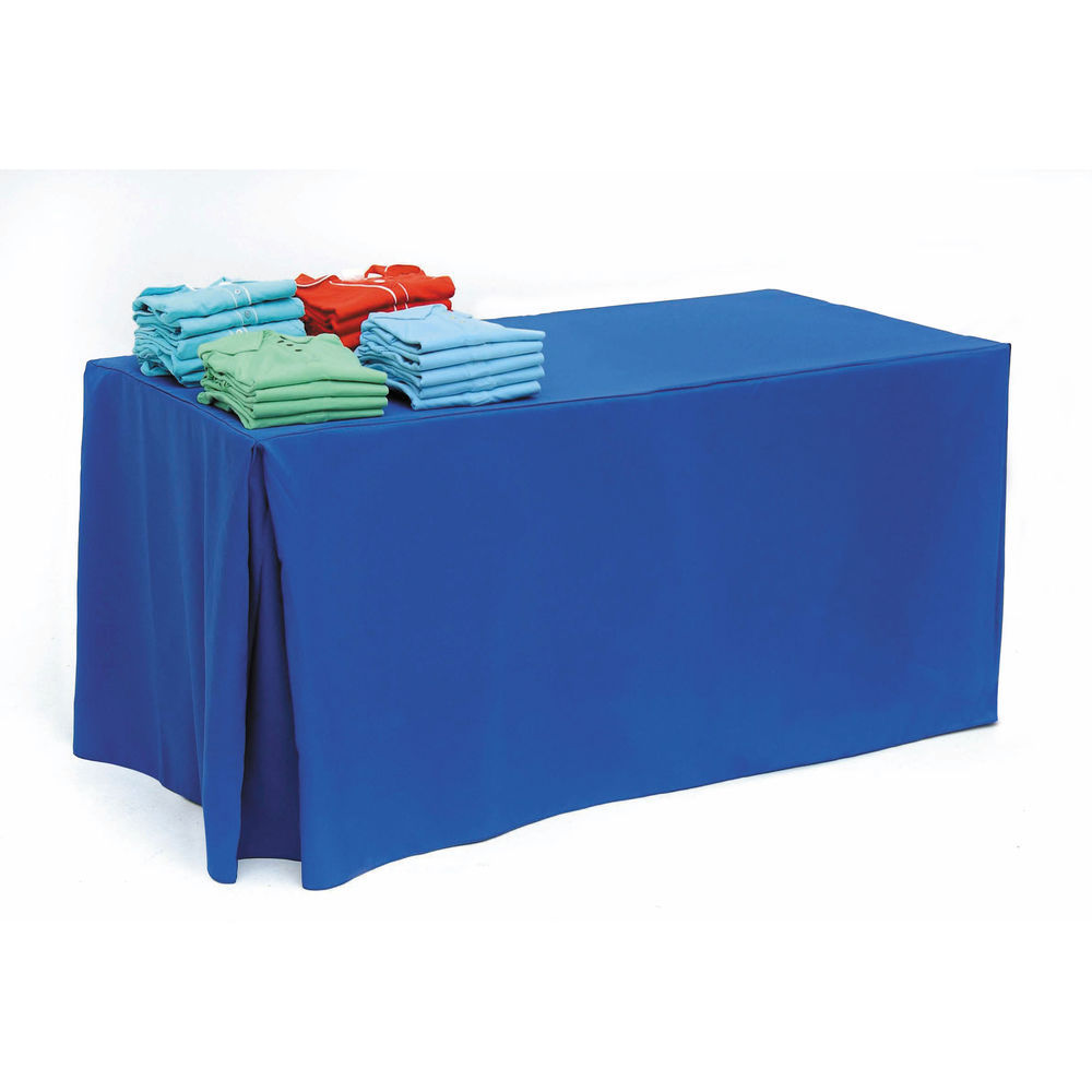 Royal Fitted Rectangle Tablecloth for 6ft Table