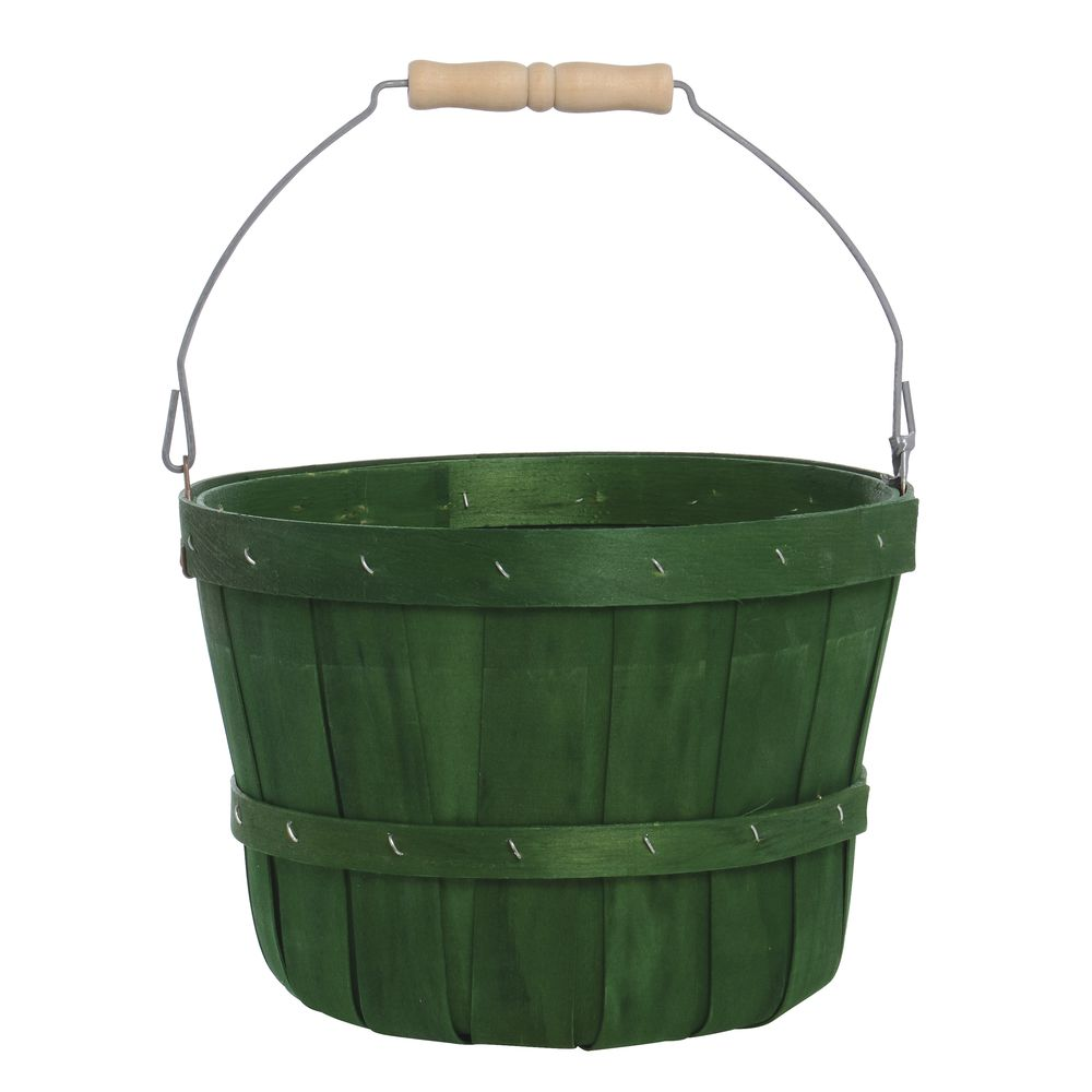 1/2 PECK BASKET, GREEN