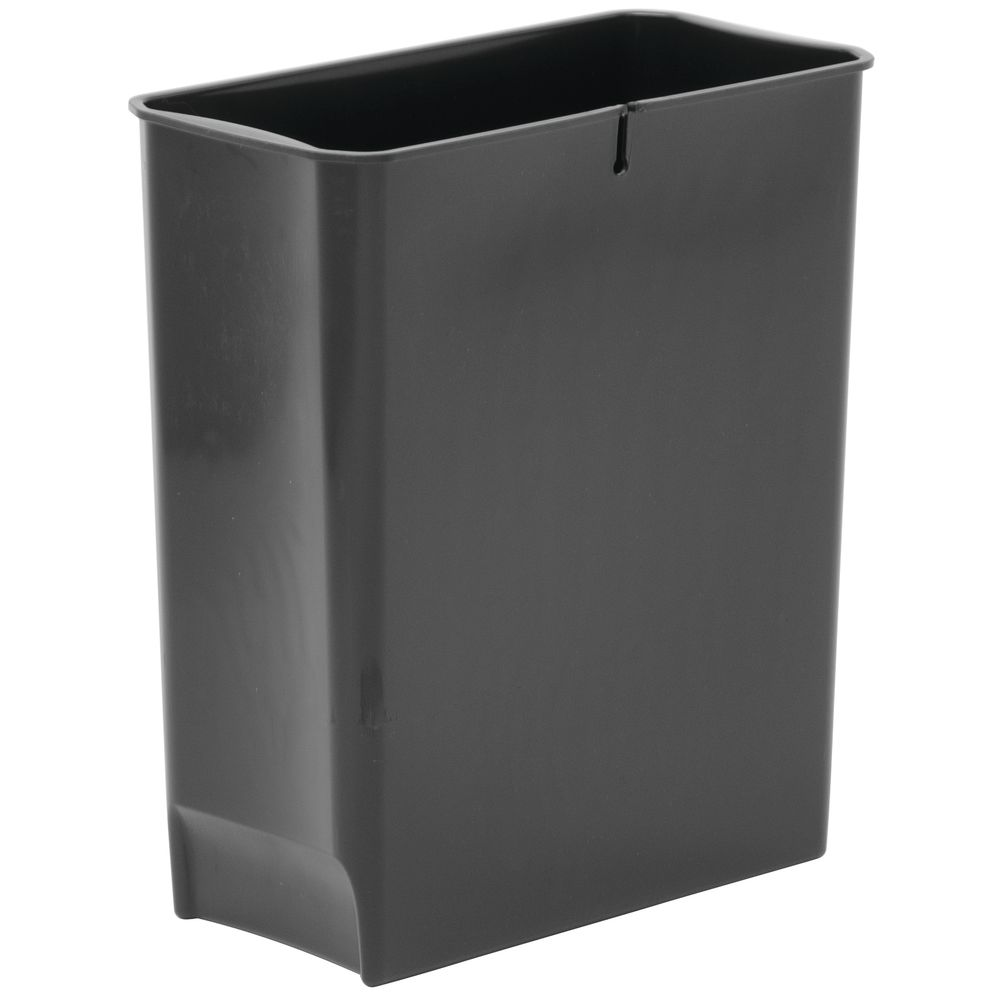 Rubbermaid® Rigid Liner for Slim Jim® Resin End Step-On Receptacle 8 Gallon