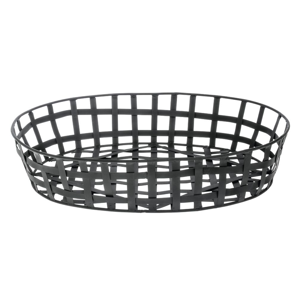 BASKET, TOBACCO, OVAL, MEDIUM