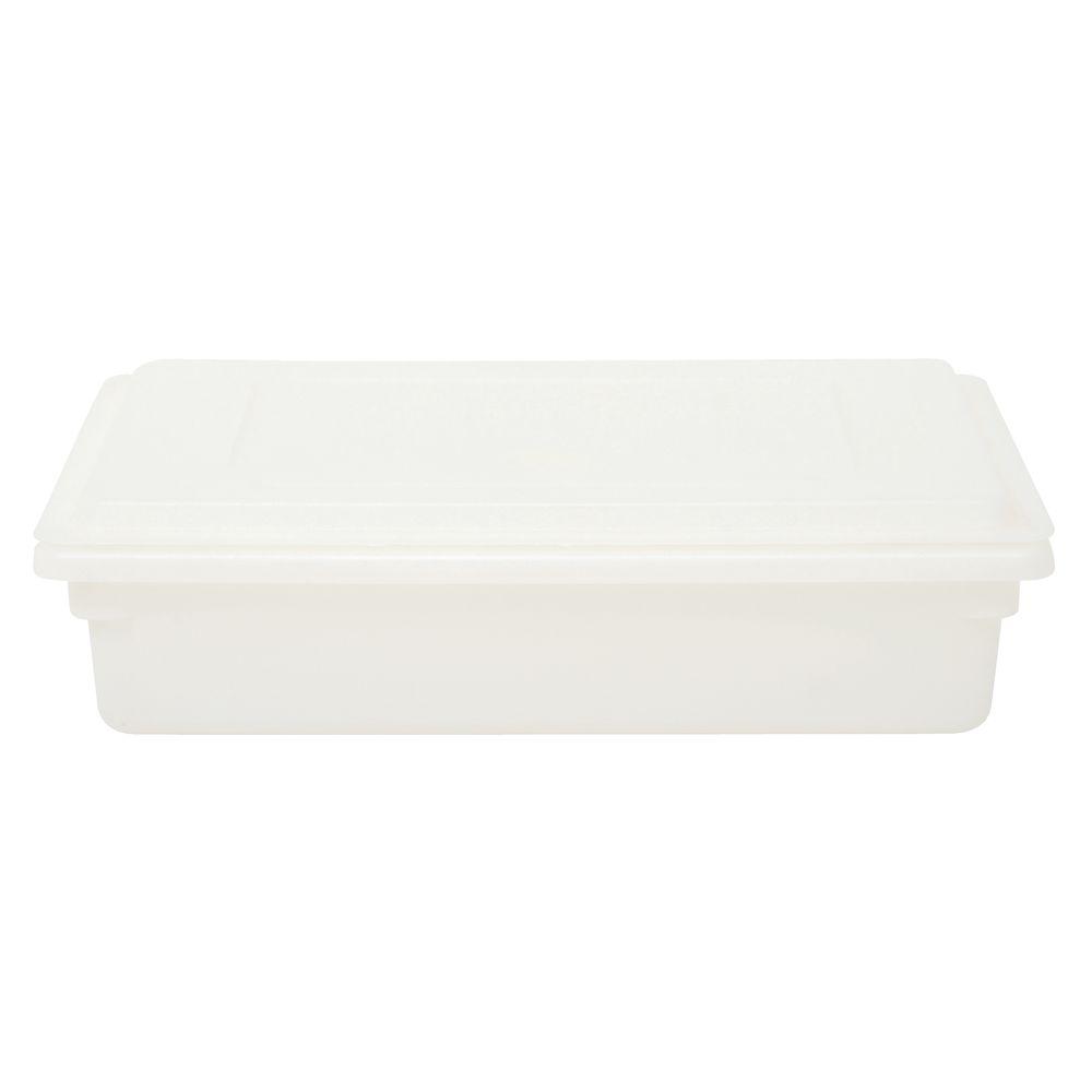 Translucent Food Storage Box Organizes Stock