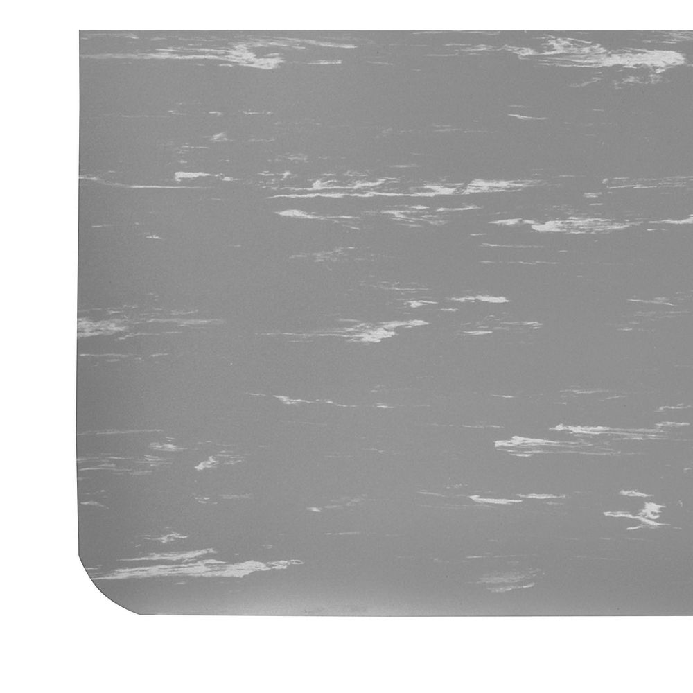 "Notrax Anti Fatigue Mat Grey Vinyl 36""W x 1/2""H Custom Cut"