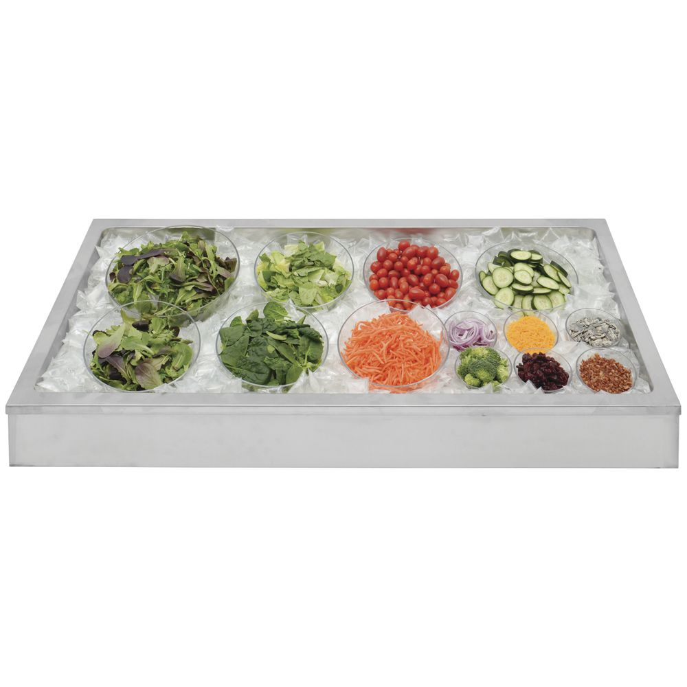 """Hubert Tabletop Chiller 20""""L x 24""""W x 8""""H