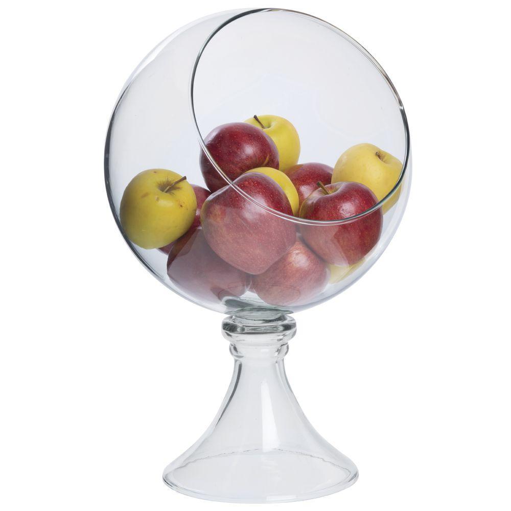 DISPLAY, GLASS, ROUND