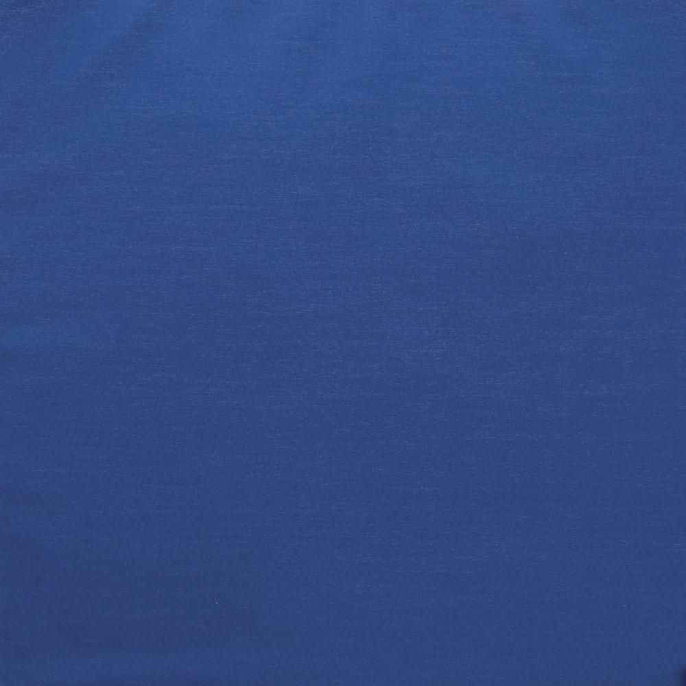"Tablecloth Royal Blue Spun Polyester Rectangular 72""W x 120""L"