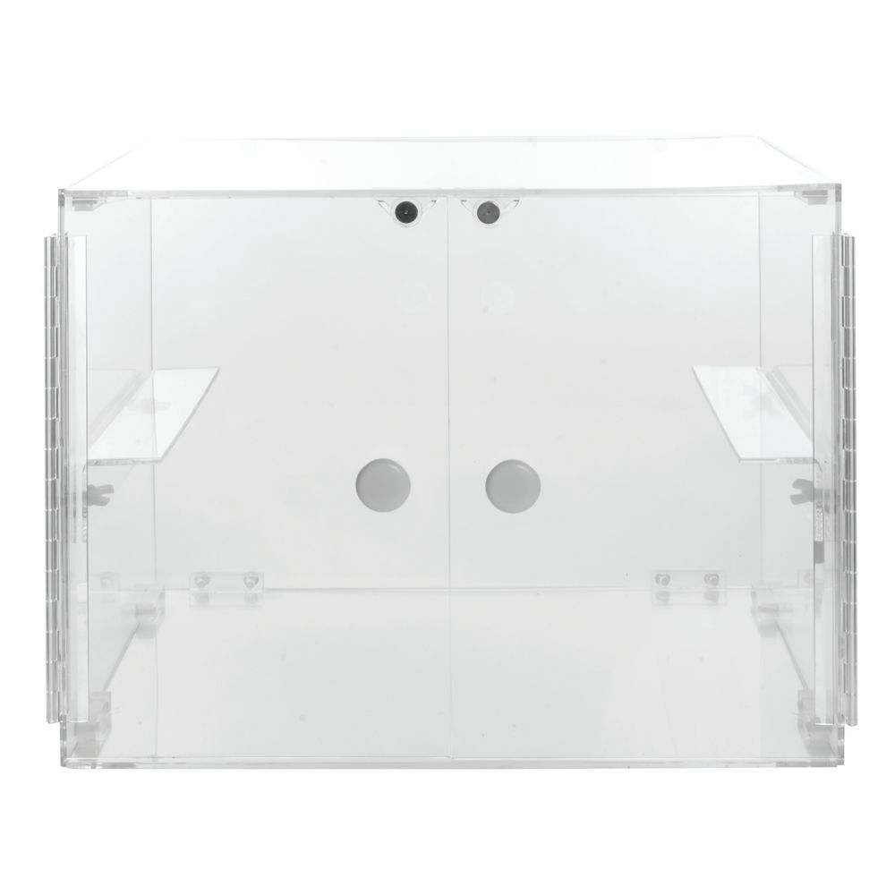 Two-Tier Counter Top Display Case