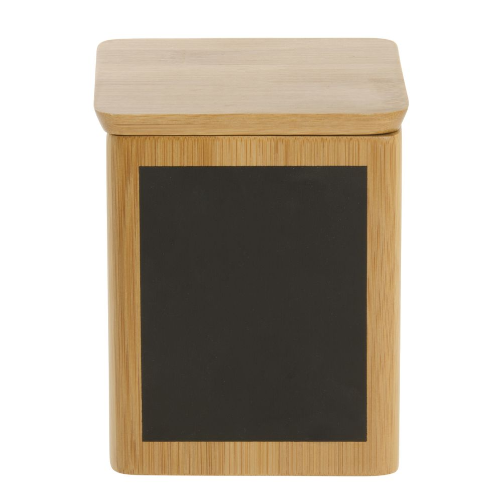 """Tablecraft Bamboo Holder 4 1/2""""Square x 5 1/2""""H"""