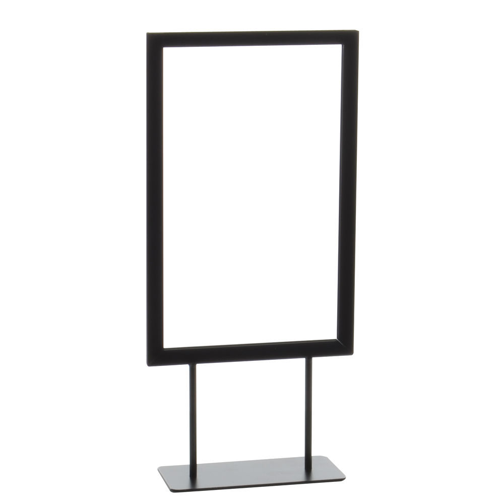 "7"" x 11"" Tabletop Sign Holder, Vertical"