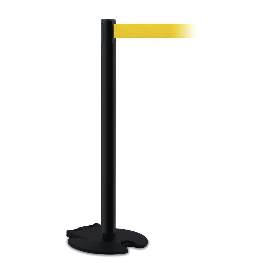 Black Rollabarrioer® w/Yellow Belt
