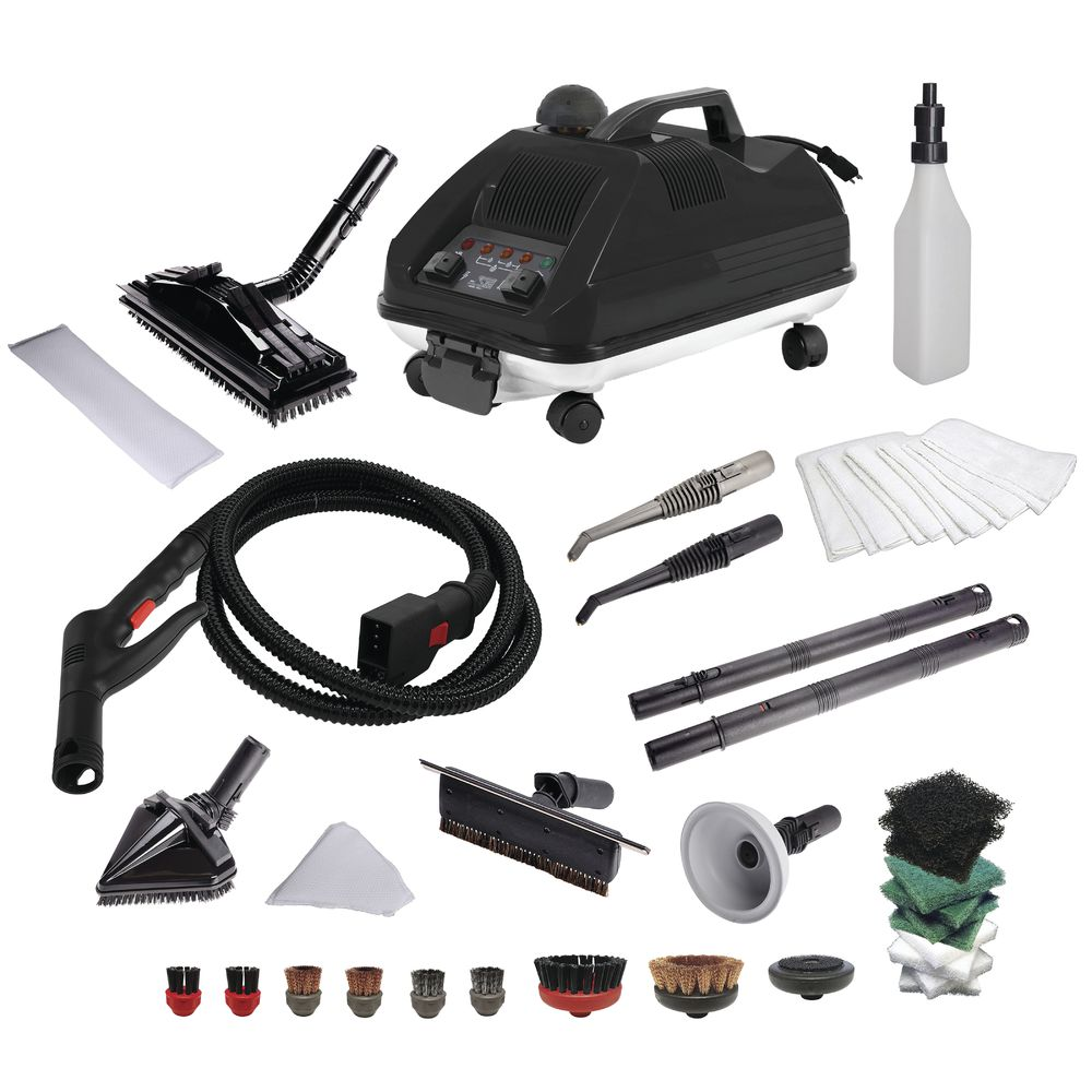 STEAM CLEANER, APX500, W/CART