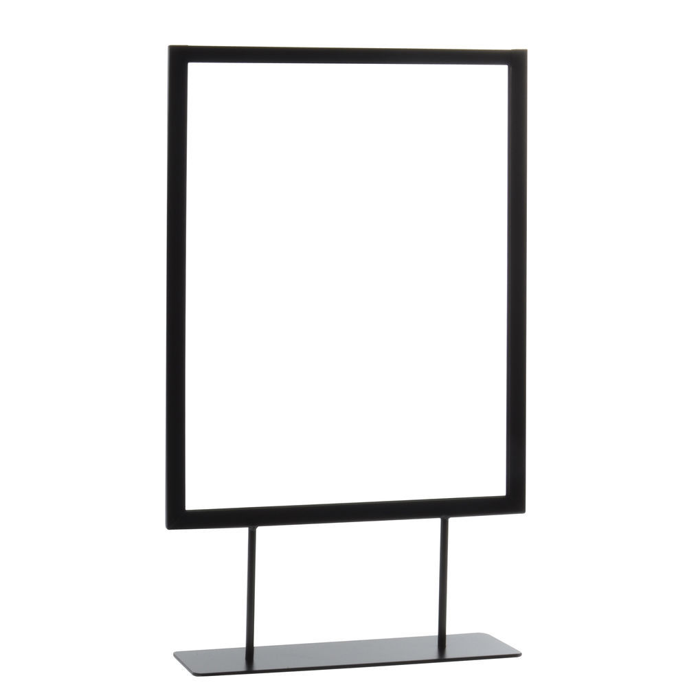 "11"" x 14"" Tabletop Sign Holder, Vertical"