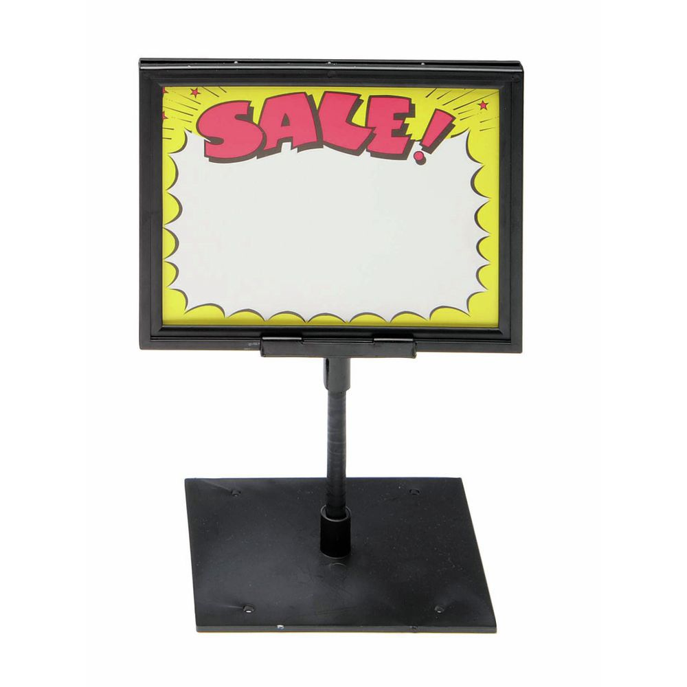 Sign Frame with 4 Inch (H) Stem