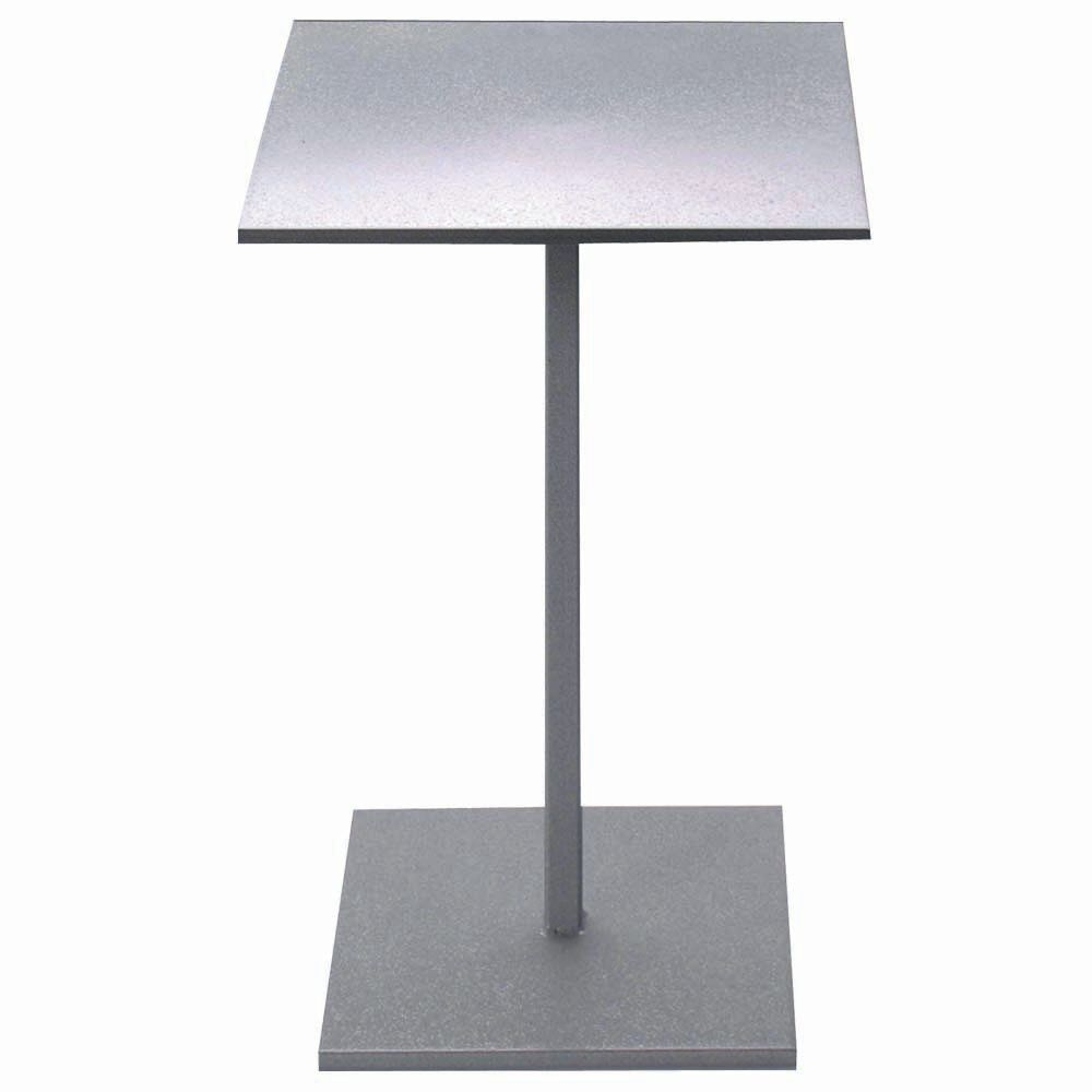 CO DISPLAY STAND, FLATTOP TAUPE M.8X8X16