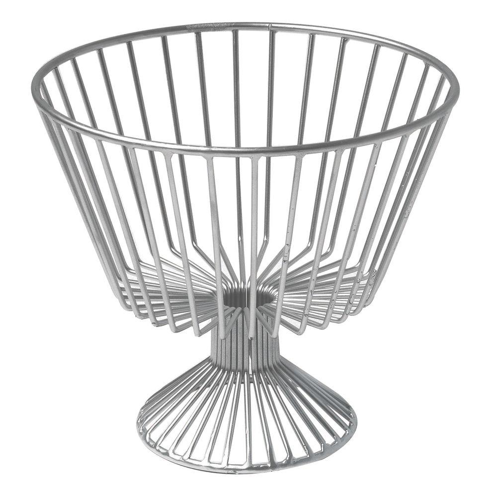 Metal Fruit Basket Features Attractive Design