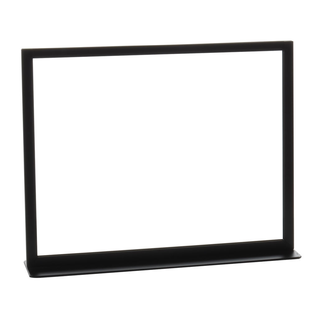 "14"" x 11"" Metal Sign Holders, Horizontal"
