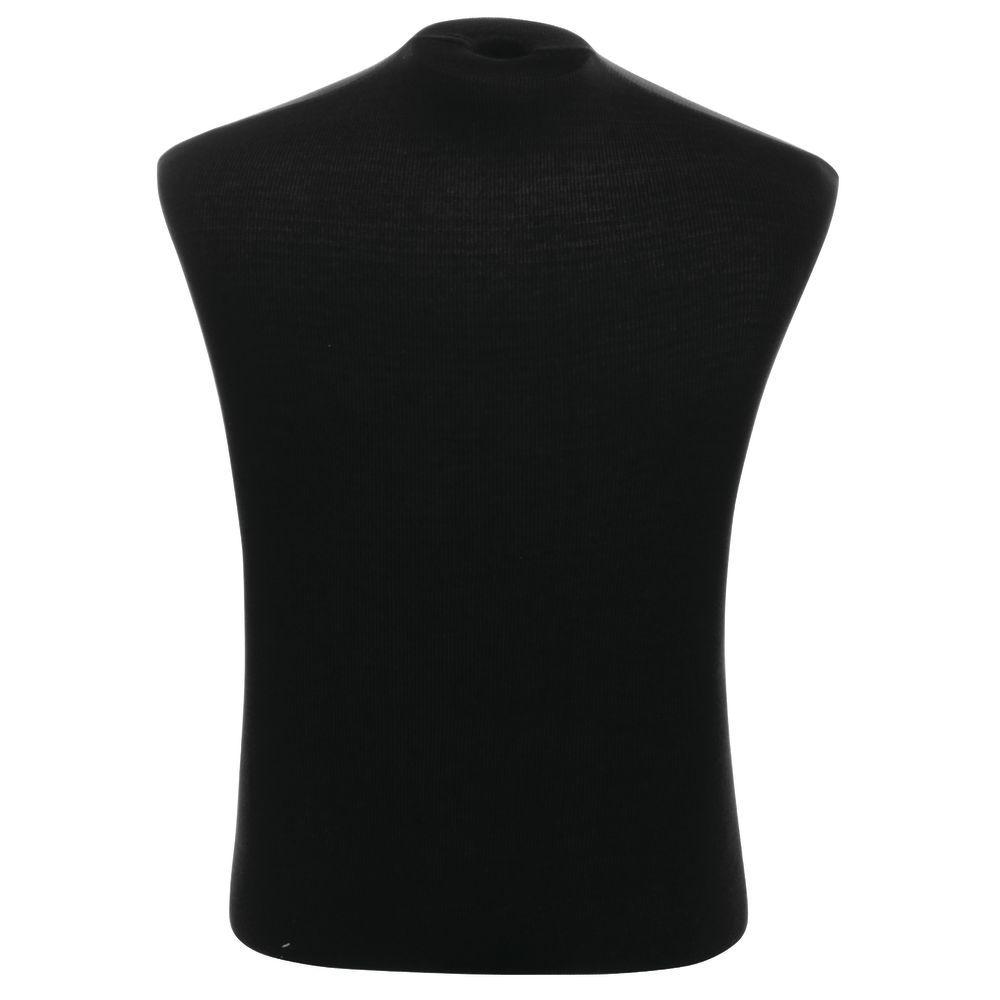 Men's Mannequin Body Form Shirt, Black