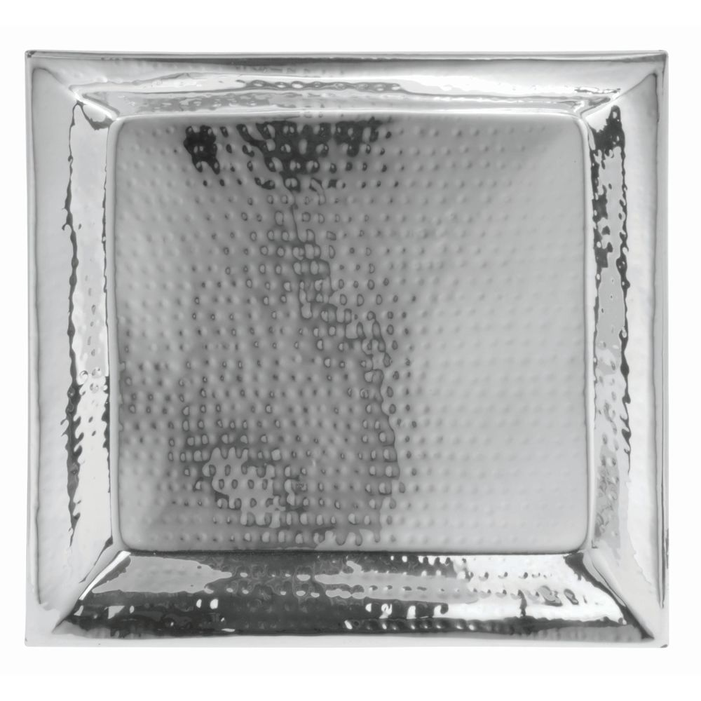 Stainless Steel Square Tray is Durable