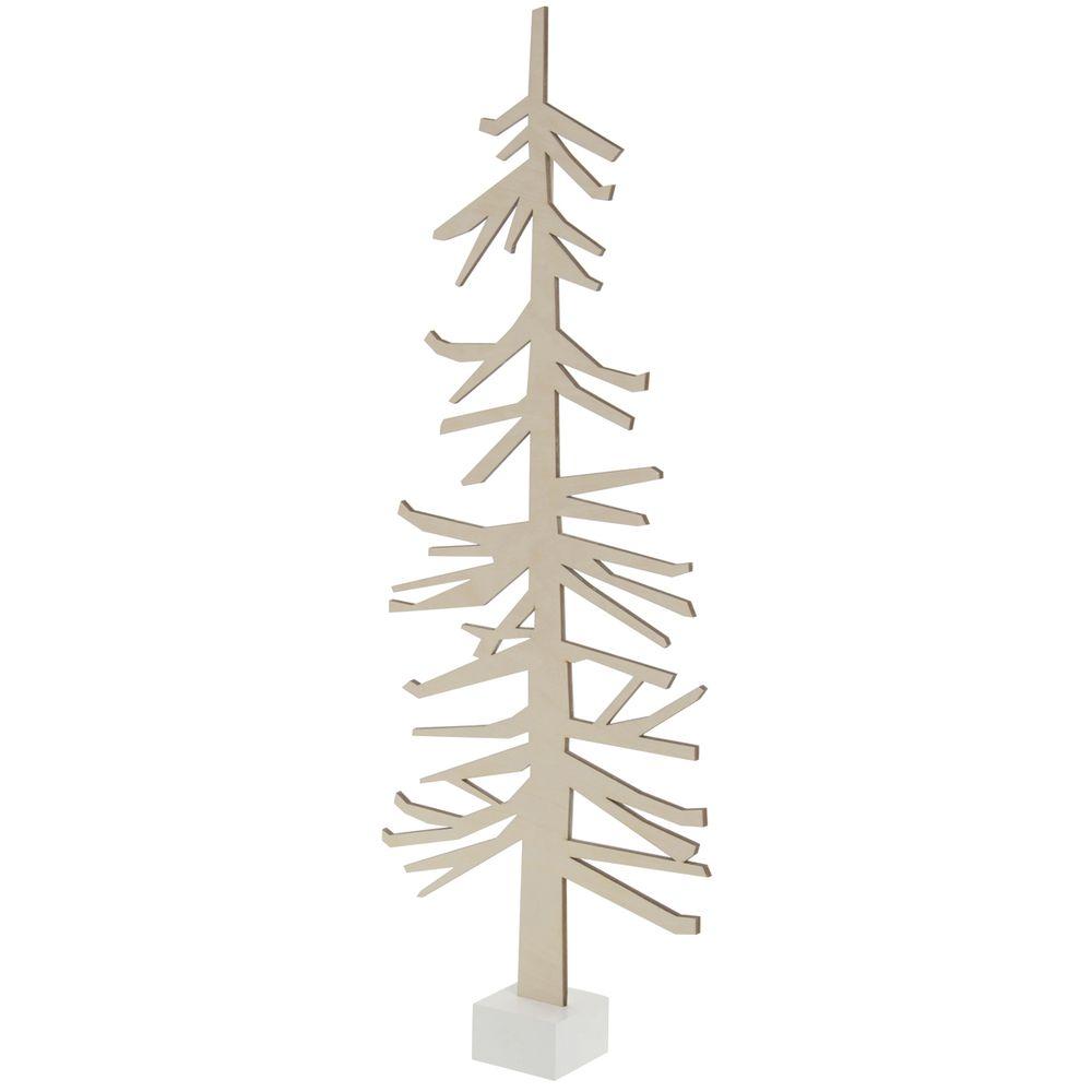 "Natural Nordic Tree, 11.8"""