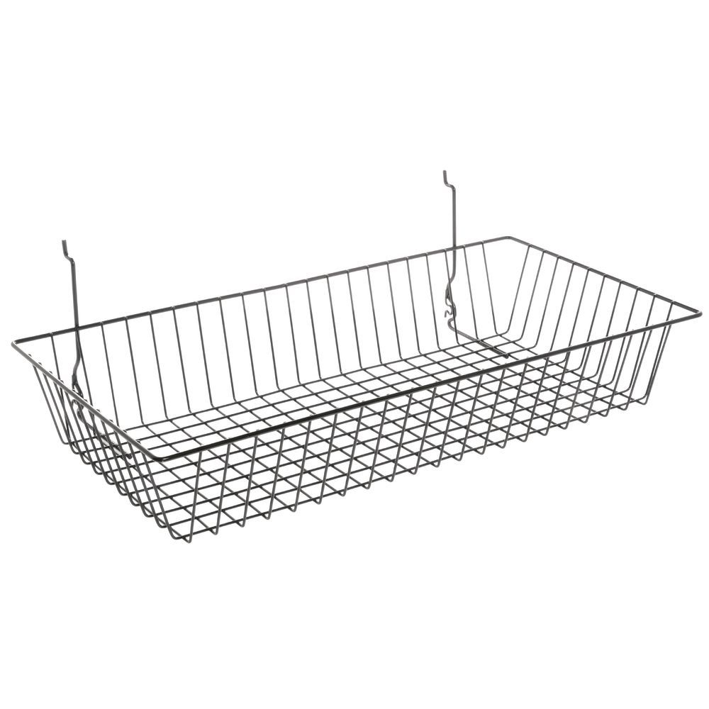 Black Gridwall Baskets