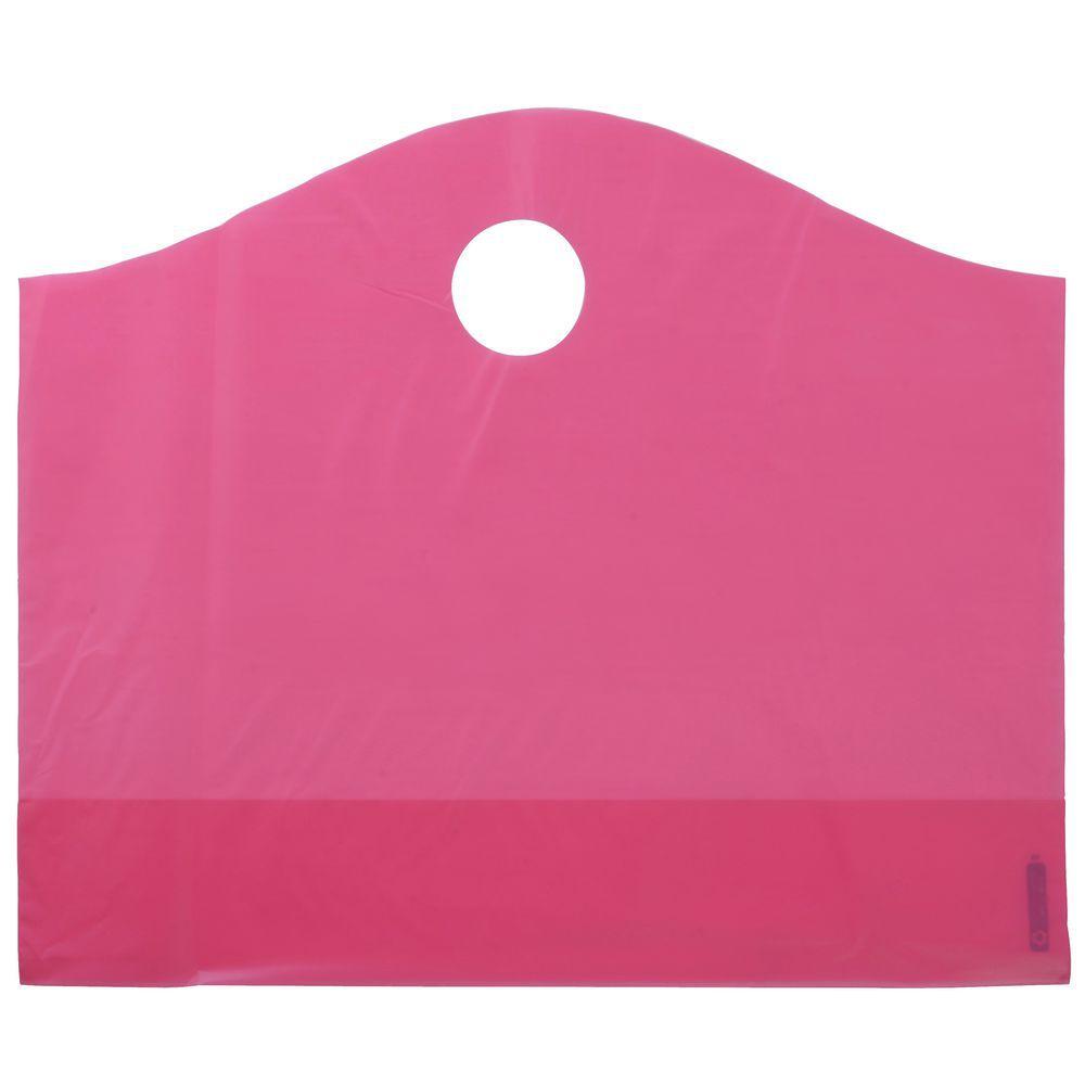 Pink Merchandise Bags, Medium