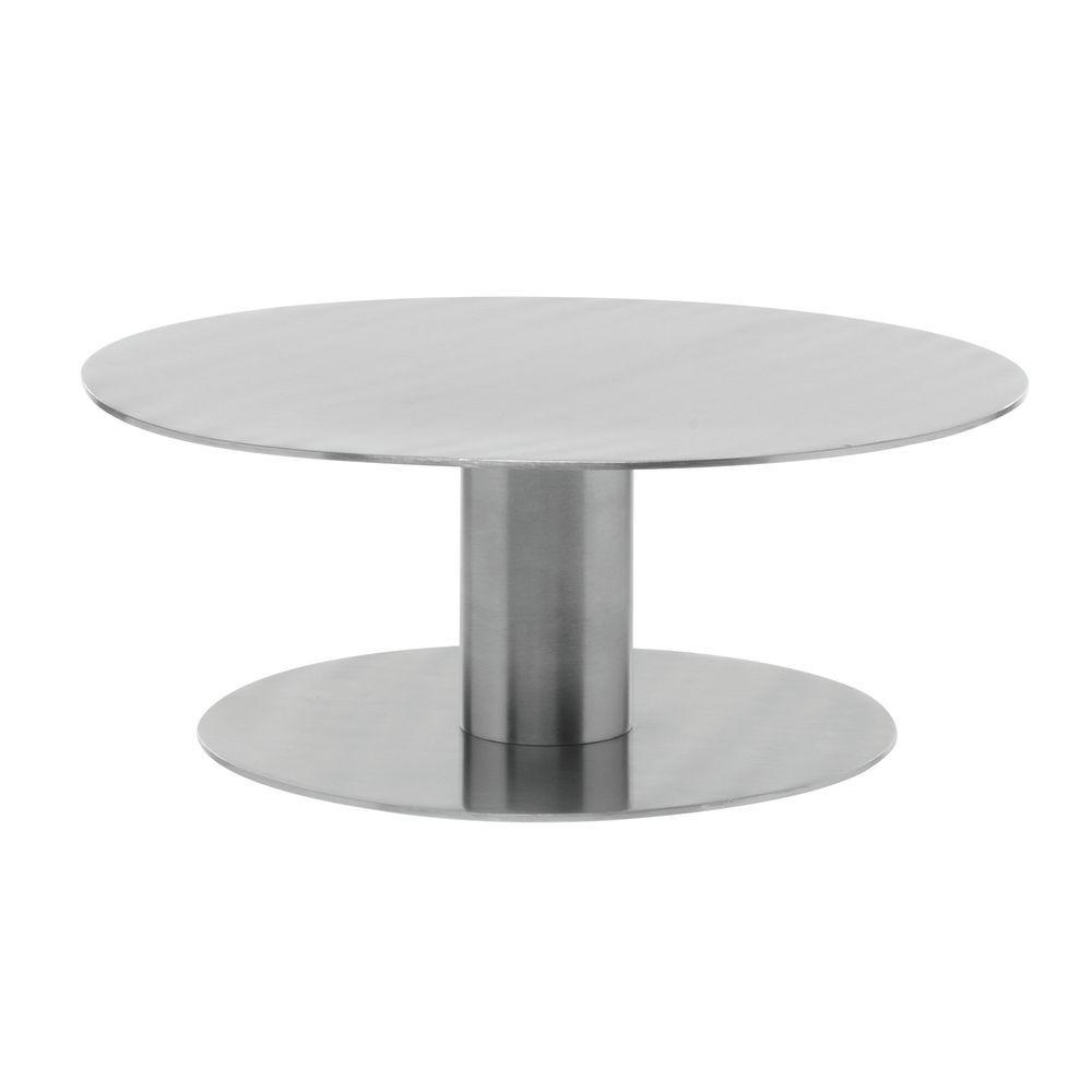 8 x 3 Stainless Steel Pedestal