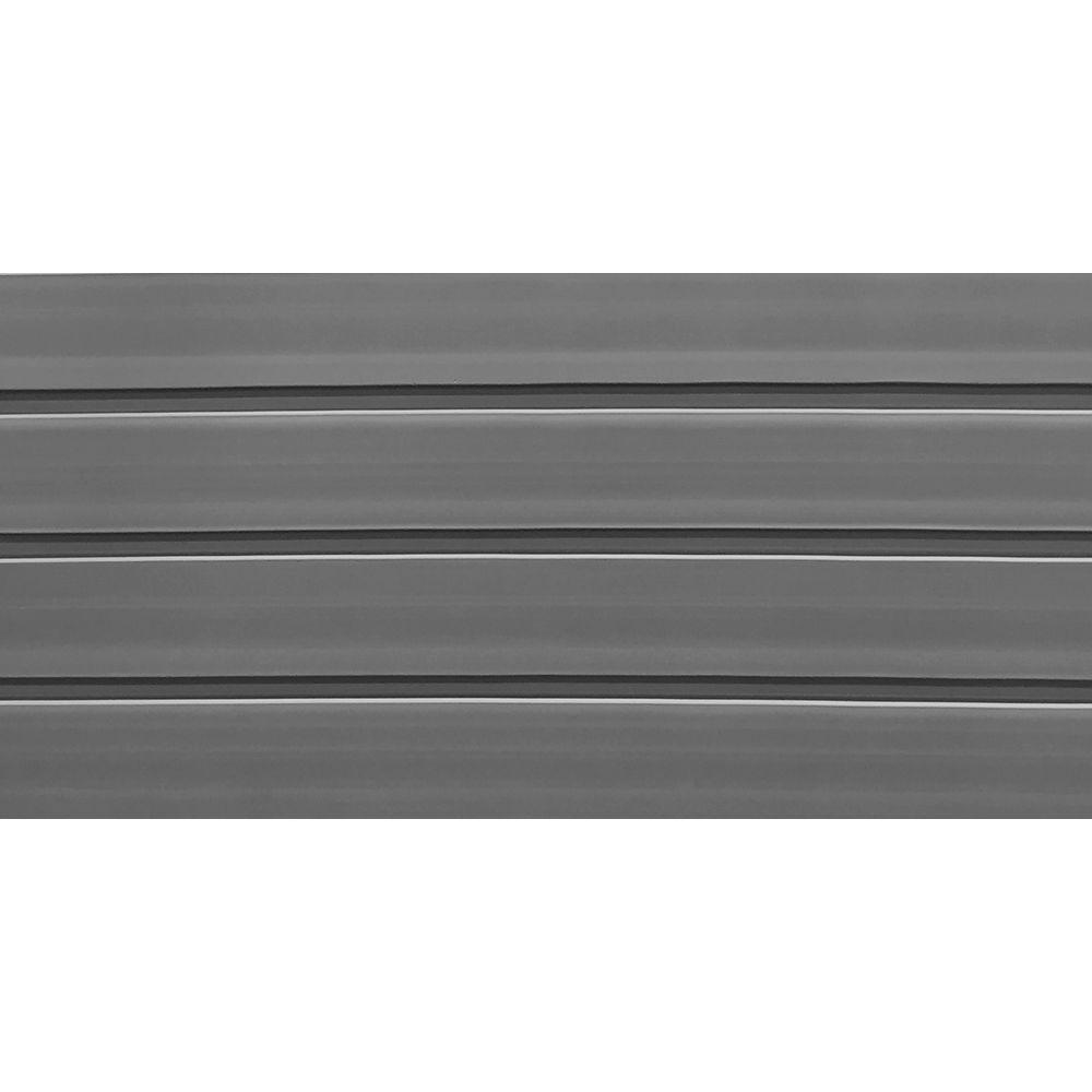Pvc Slatwall Easy Panels Gray