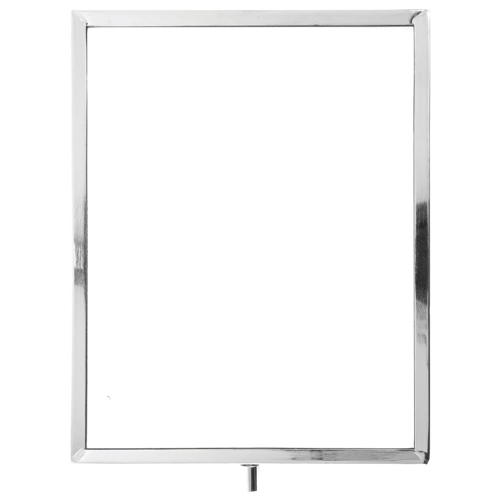 8 1/2 x 11 Top-Loading Sign Holders