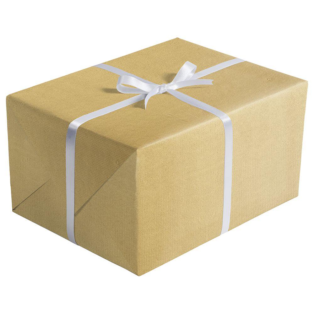 Gold Retail Gift Wrap