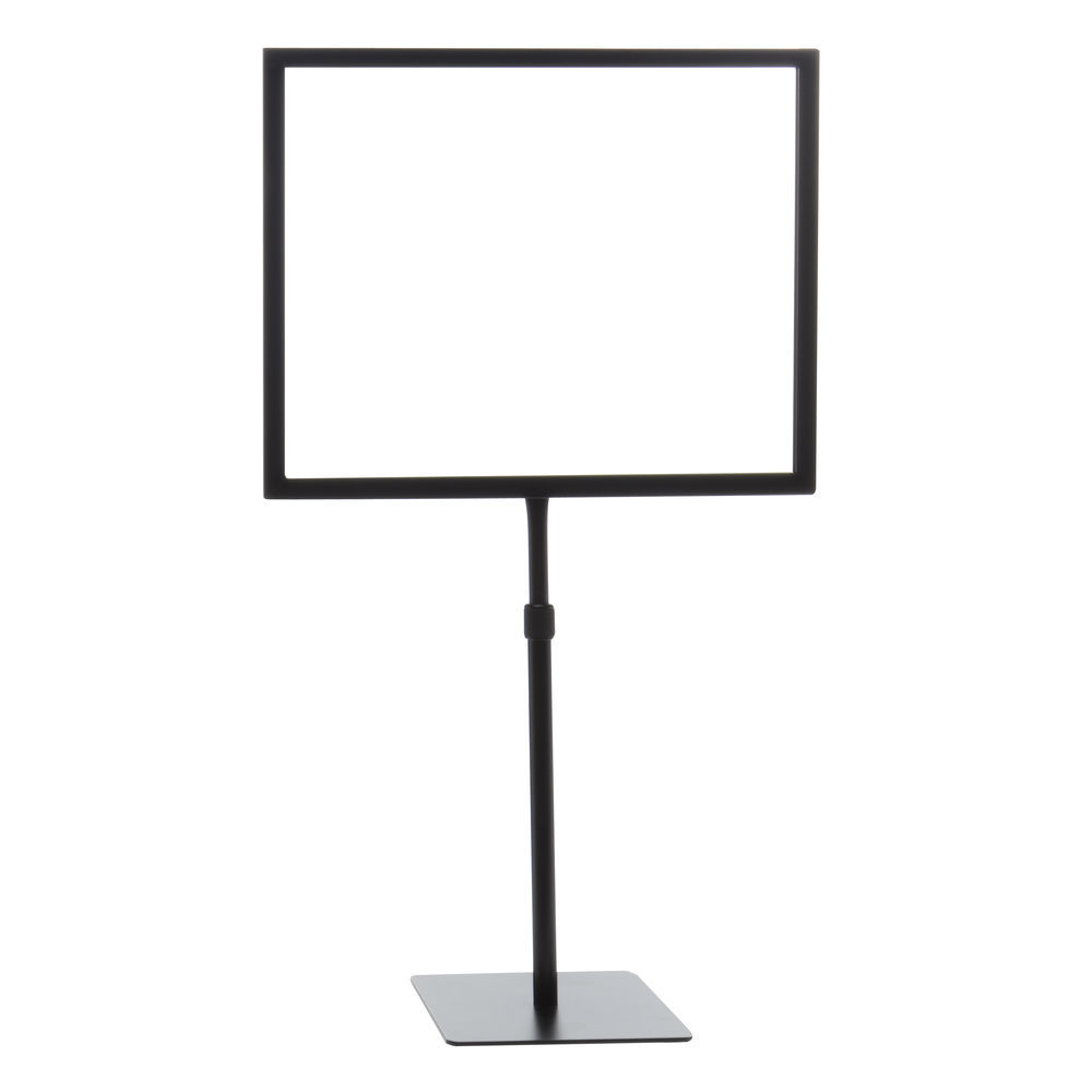 "14"" x 11"" Tabletop Sign Holders, Horizontal"