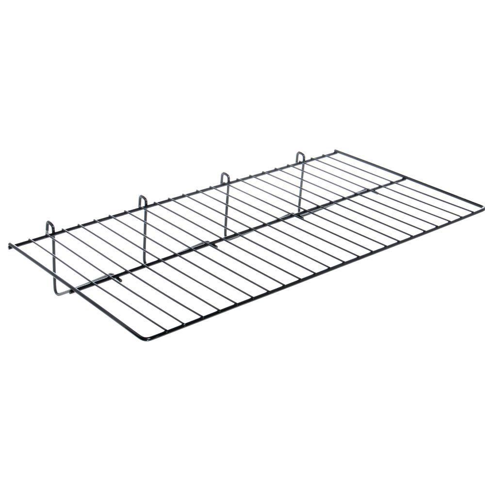 Straight Gridwall Shelf