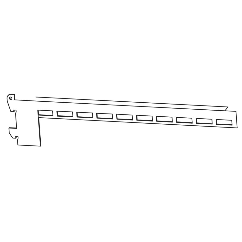 Outrigger Shelf Brackets