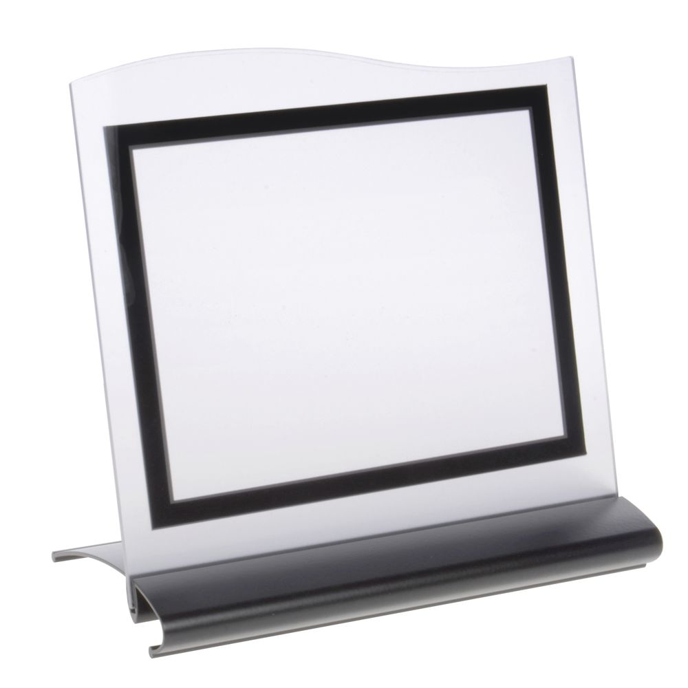 8.5 x 11 Sign Holder for Featuring Menus