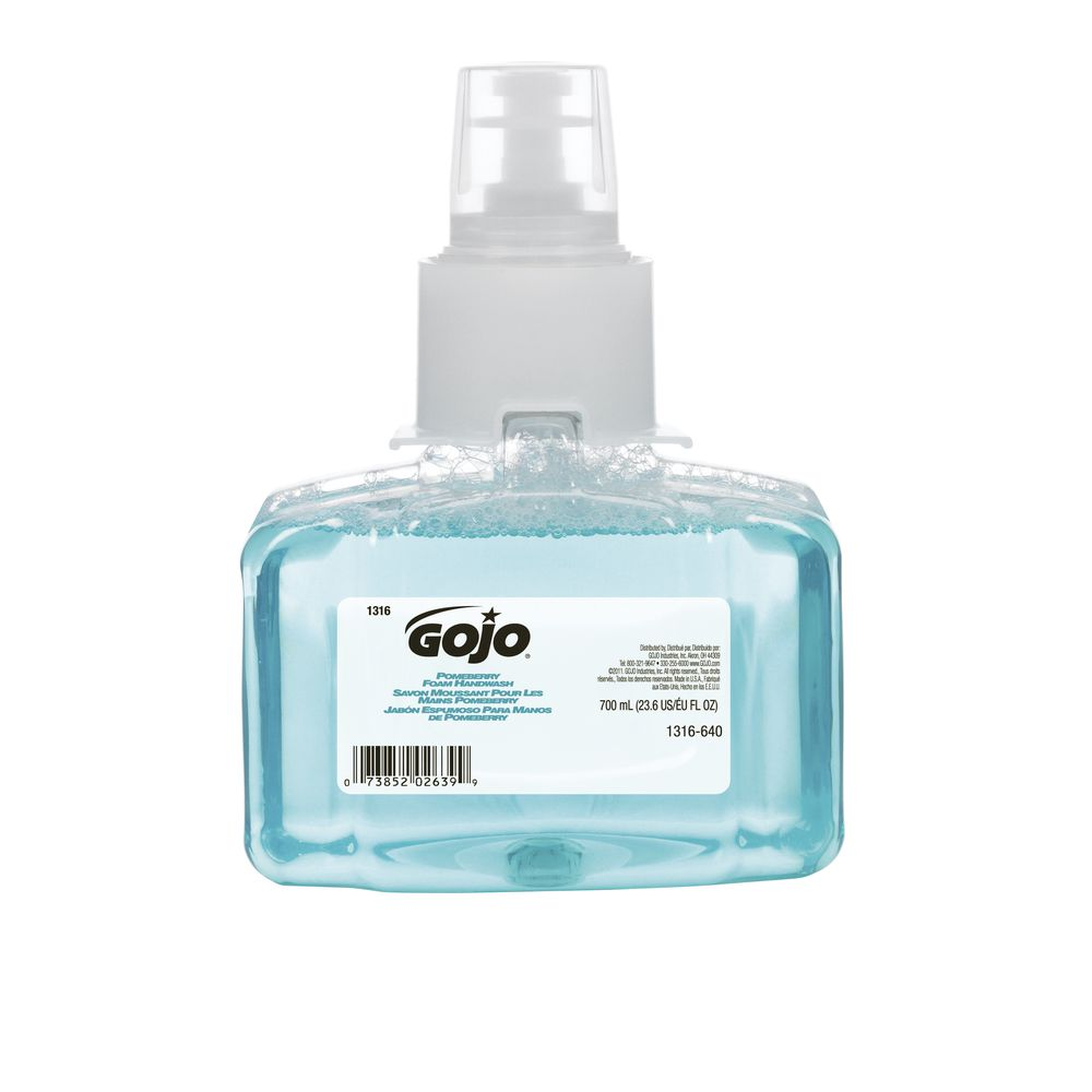 FOAM-SOAP, GOJO LTX, POMBERRY, 700ML