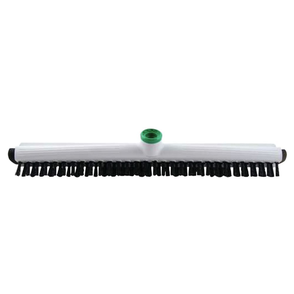 Sanitary Floor Squeegee And Brush Combo