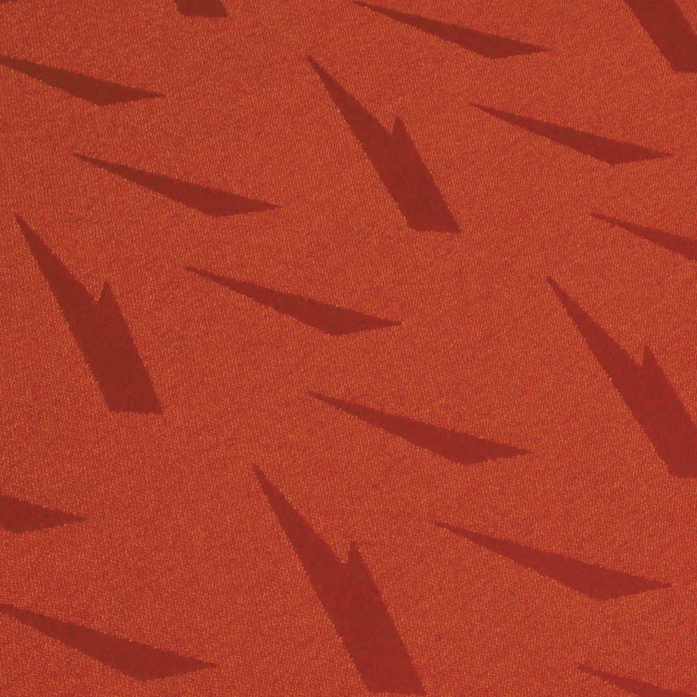 """Table Cloths Brick Aspen Damask Polyester Rectangular 70""""W x 120""""L"""