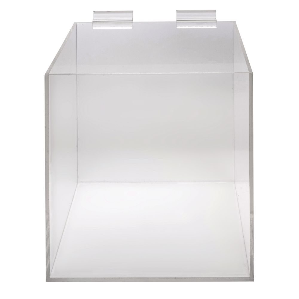 "10"" Square Slatwall Box"