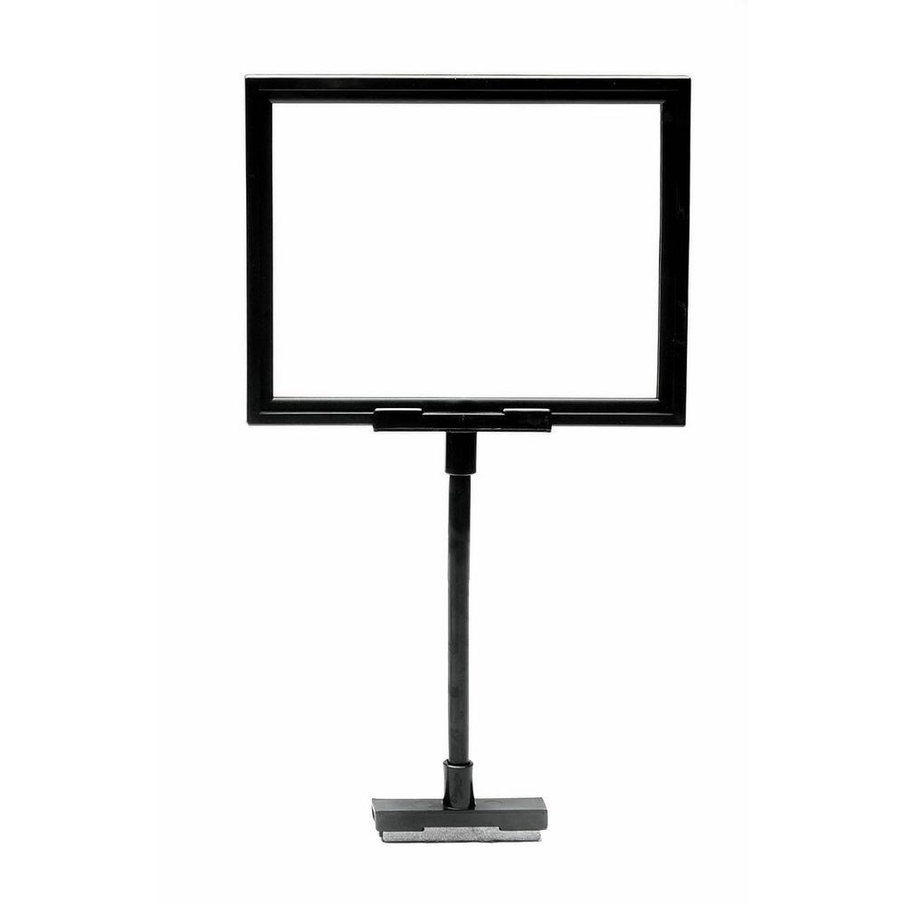 Magnetic Base Sign Frame, 5 1/2\