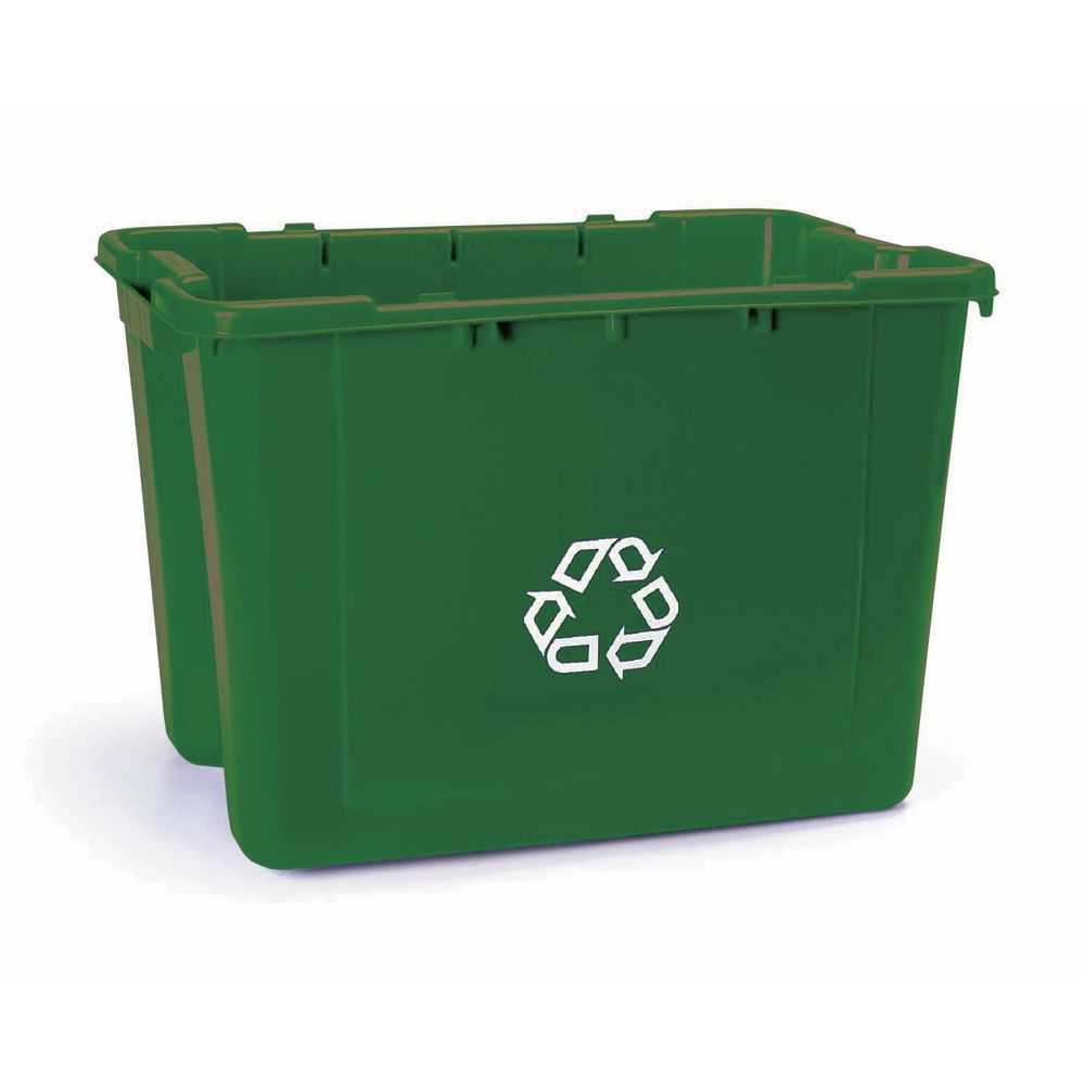 """PALLETOTE GREEN, """"WE RECYCLE"""""""