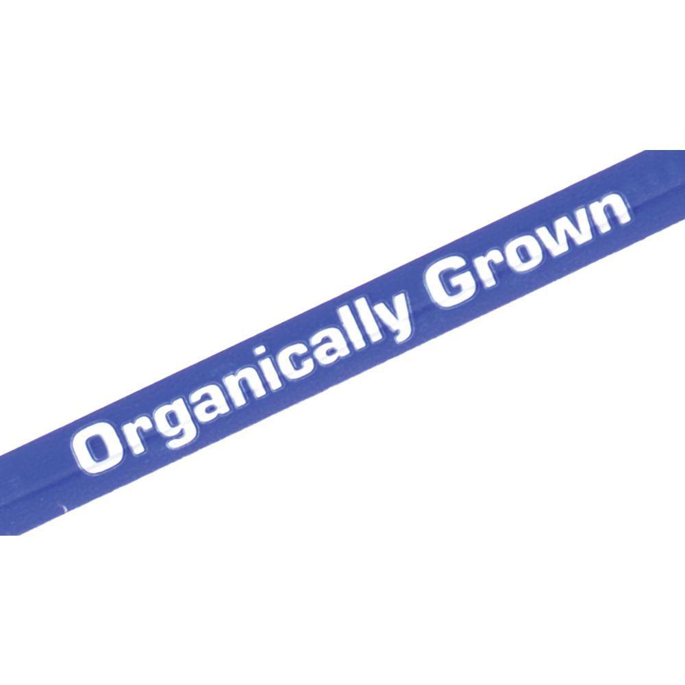 "TIE, PAPER, ""ORGANICALLY GROWN""-BLUE__"