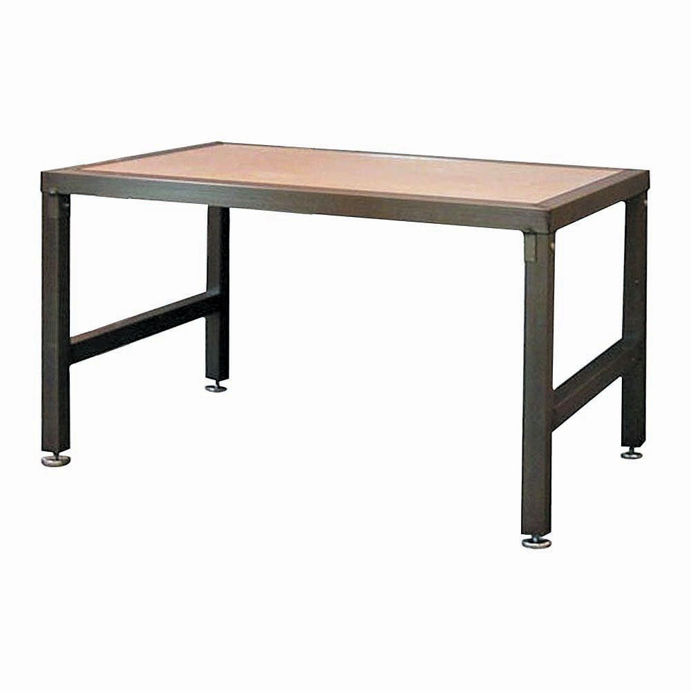 """TABLE, STEEL FRM W/MDF TOP 48 X 30 X 26""""H"""