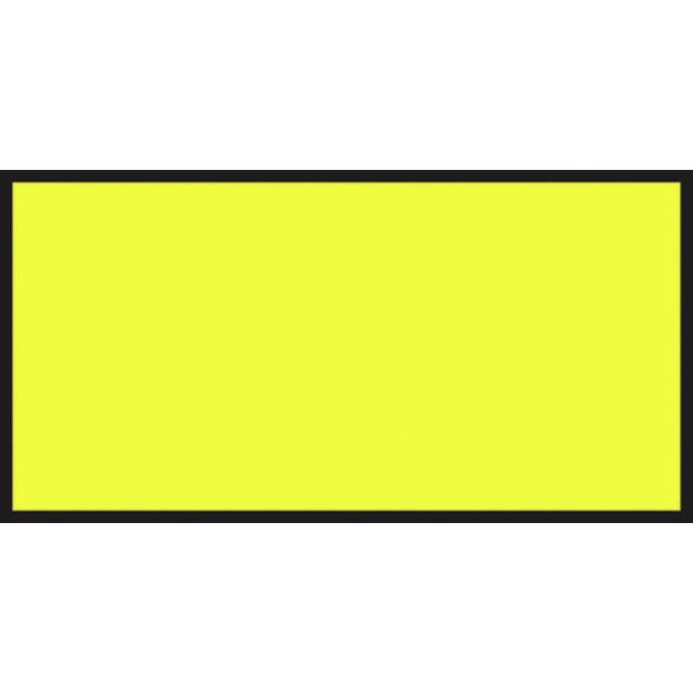 Monarch 1110 Price Gun Labels Plain Yellow Pastel
