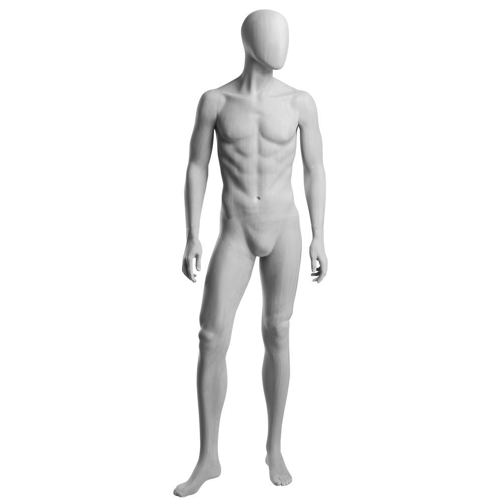 Relaxed Male Mannequin
