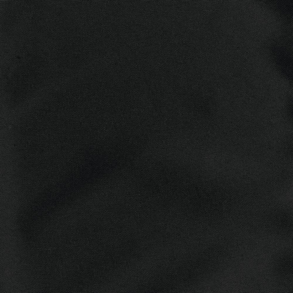 "Cloth Napkin Black Polyester Square 20"" x 20"""