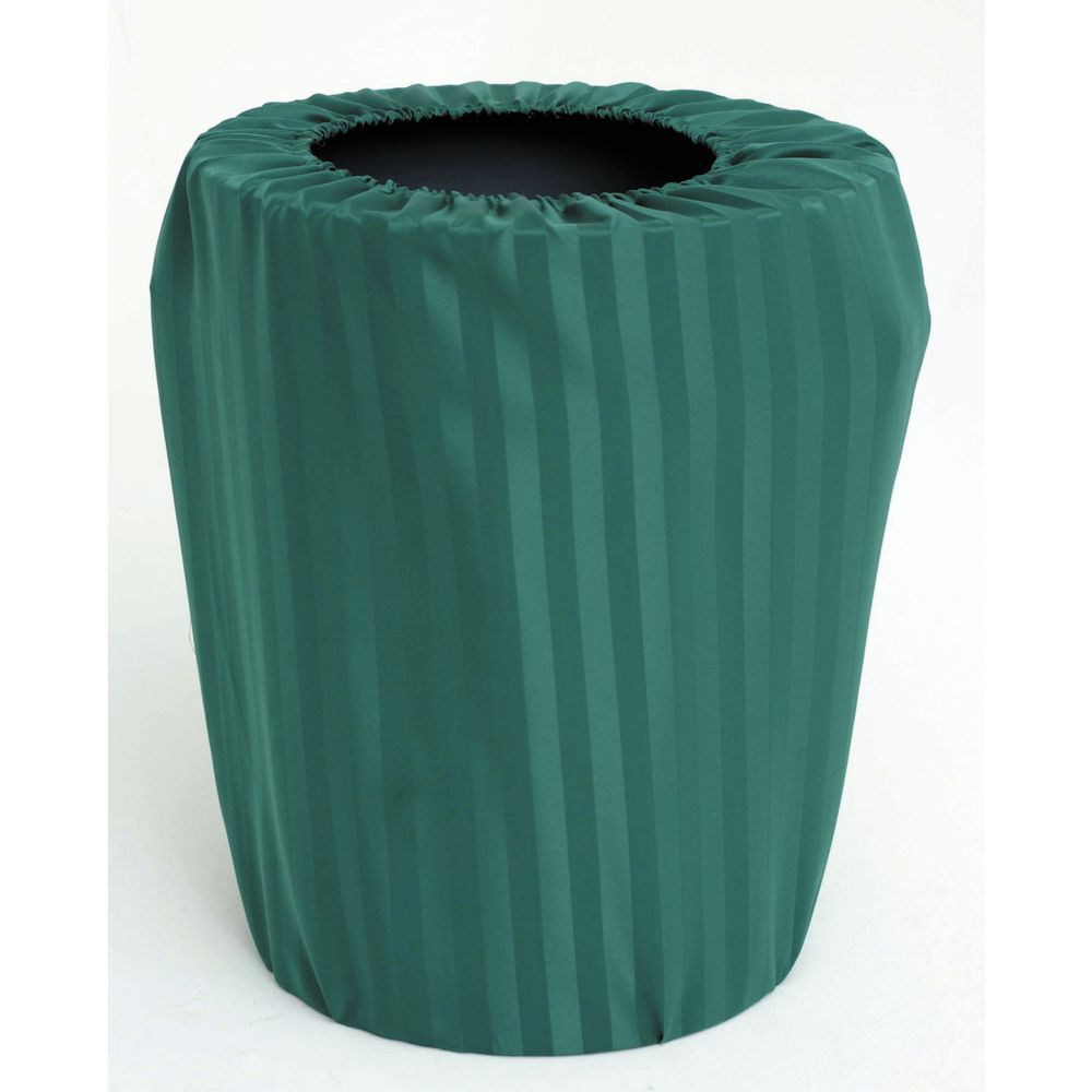 COVER, HNTR GREEN, WASTE RECEPTACLE, 32-GAL